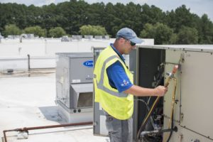 Commercial Air Conditioning Services Raleigh NC